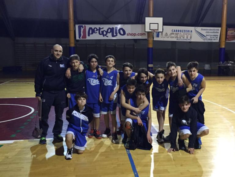 Under 13: grandi emozioni ad Assisi