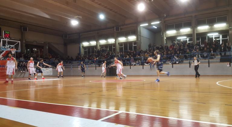 Una Lucky Wind rimaneggiata cede al Gualdo: ora ai play off contro Rieti