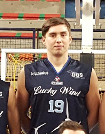 Igor Karpuk torna alla Lucky Wind!