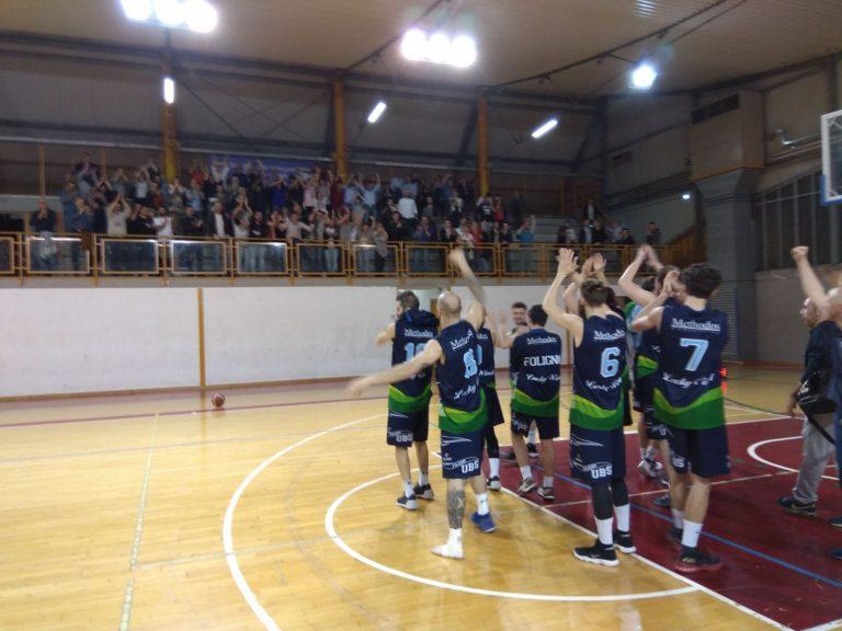 Semifinale play off: la Lucky Wind sorprende Assisi e fa sua gara uno