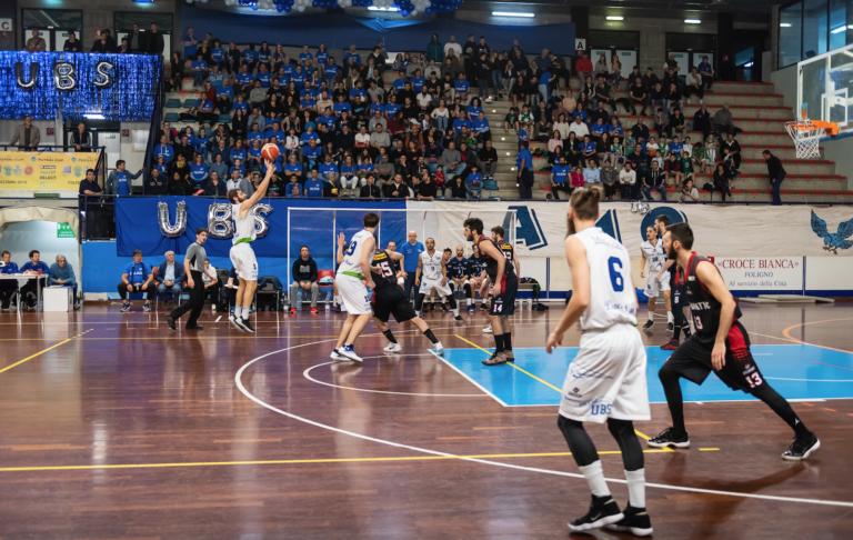 Stasera il derby: al Palapaternesi atteso il Perugia Basket