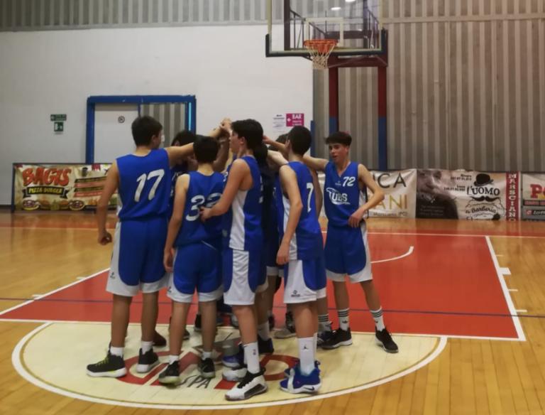 Gli under 14 élite vincono a Marsciano ed approdano alle final four