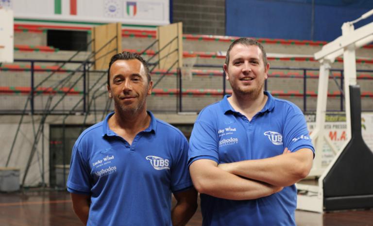 Lucky Wind: Emanuele Mariani e Marco Foglietta al fianco di coach Pierotti