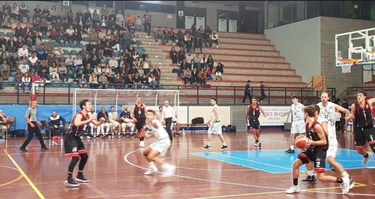 La Lucky Wind Foligno si impone nell'anticipo con il Perugia Basket
