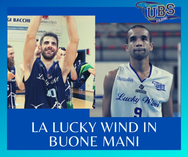 La Lucky Wind riparte da Mariotti e Rath