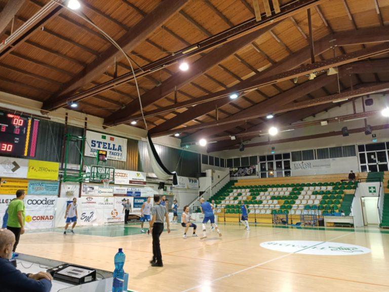 A Porto Sant'Elpidio un buon test per la Lucky Wind