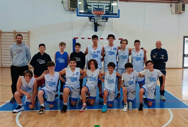 UBS Foligno-Under 14: i falchetti battono Todi