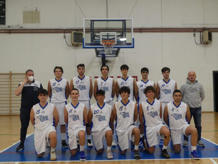 UBS Foligno Basket: anche l'under 18 supera nettamente la Virtus Assisi